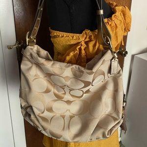 Coach authentic shoulder bag